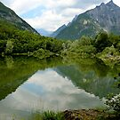 Lake Vedana by annalisa bianchetti