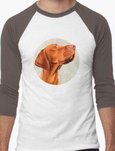 Mr Vizsla Men's Baseball ¾ T-Shirt