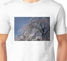 Sparkling Icy Tree - Mother Nature's Decoration Unisex T-Shirt