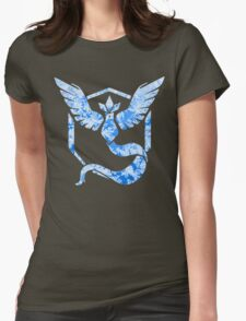 Bird in the North Ver. 1 Womens Fitted T-Shirt