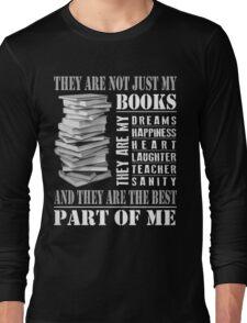 MY BOOKS Long Sleeve T-Shirt