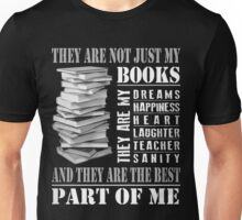 MY BOOKS Unisex T-Shirt