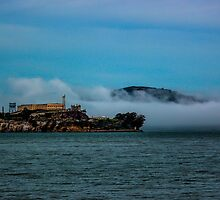 Alcatraz Island by GSDphotography