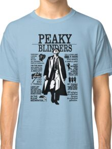 Peaky Blinders Quotes Classic T-Shirt