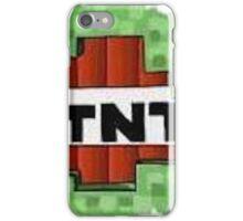 """TNT Minecraft"" Pillow iPhone Case/Skin"
