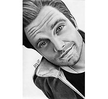Sebastian Stan #4 Photographic Print