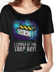 Ghostbusters - Trap - Cinema Obscura Collection Women's Relaxed Fit T-Shirt
