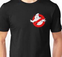 Ghostbuster Logo Unisex T-Shirt