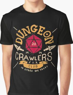 Dungeon Crawlers Graphic T-Shirt