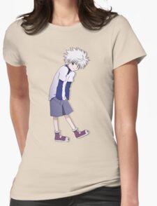 Killua Womens Fitted T-Shirt