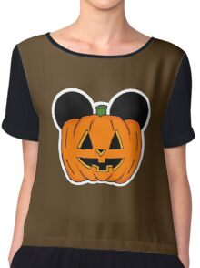 Halloween Ears Chiffon Top