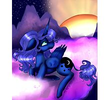 MLP - Princess Luna Photographic Print