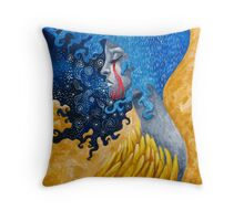 Dual State II Throw Pillow