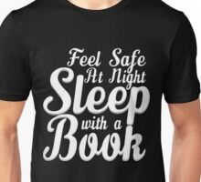 SLEEP WITH A BOOK Unisex T-Shirt