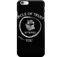 MY BOOKS  iPhone Case/Skin