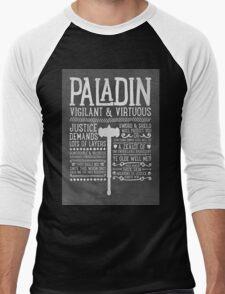 Paladin Men's Baseball ¾ T-Shirt