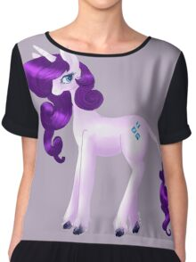 MLP - Rarity Chiffon Top