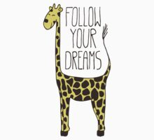 Follow Your Dreams One Piece - Long Sleeve