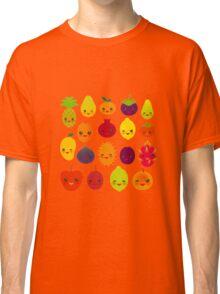 Happy Fruits Classic T-Shirt