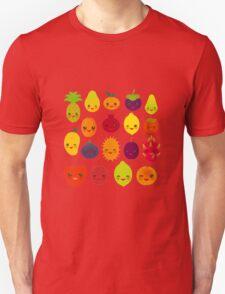 Happy Fruits Unisex T-Shirt