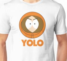 South Park Kenny - YOLO Unisex T-Shirt