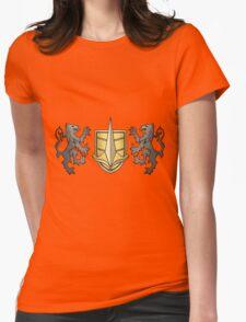 Valkyria Chronicles - Gallian Revolutionary Army Flag V2 Womens Fitted T-Shirt