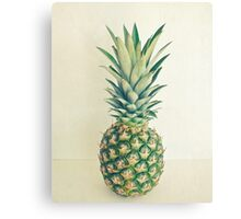 Pineapple Canvas Print