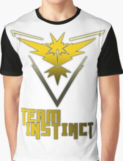 Team Instinct! - Pokemon Graphic T-Shirt