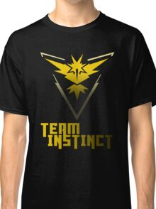Team Instinct! - Pokemon Classic T-Shirt