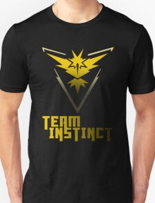 Team Instinct! - Pokemon Unisex T-Shirt