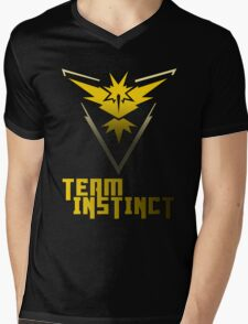 Team Instinct! - Pokemon Mens V-Neck T-Shirt