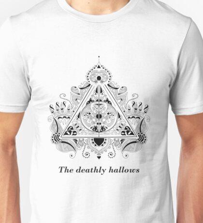 The Deathly Hallows Design Unisex T-Shirt