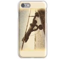 Pride of Baltimore II (Swivel Gun) iPhone Case/Skin