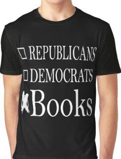 BOOKS  Graphic T-Shirt