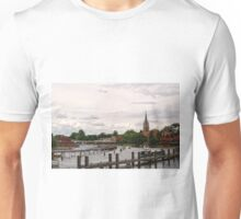 Marlow by The River Thames Unisex T-Shirt
