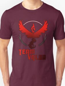 Team Valor! - Pokemon Unisex T-Shirt
