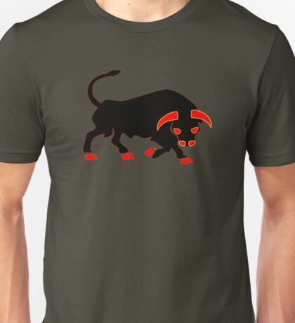 "11th Armoured Division ""The Black Bull"" (United Kingdom - Historical) Unisex T-Shirt"