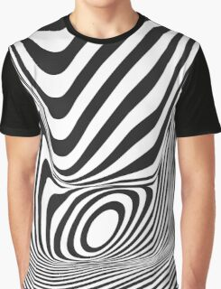 Optical Graphic T-Shirt