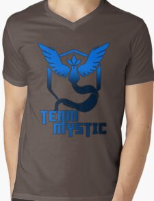 Team Mystic! - Pokemon Mens V-Neck T-Shirt