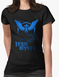 Team Mystic! - Pokemon Womens Fitted T-Shirt