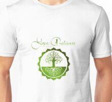 Arbre de Vie Yoga Reliance Unisex T-Shirt