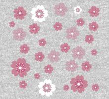 cherry blossoms Baby Tee