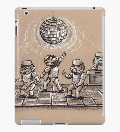 Dance Party in Space iPad Case/Skin
