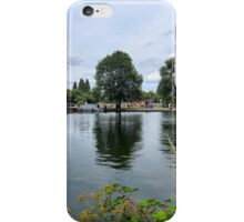 RIVERSIDE REFLECTIONS. iPhone Case/Skin