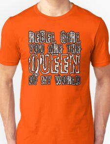 Rebel Girl Unisex T-Shirt