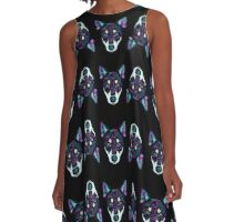Lapponian Space-herder A-Line Dress