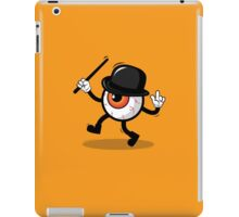 Dancing In The Rain - Clockwork Orange iPad Case/Skin