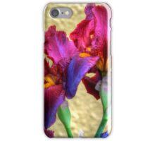 Brown Irises iPhone Case/Skin