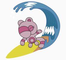 Surfin' Mushi Baby Tee