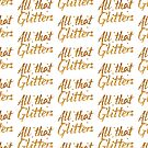 All that glitters in gold foil image by jazzydevil